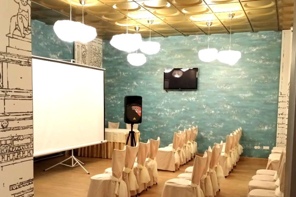 Зал «Галерея»