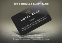 Regular Guest Card
